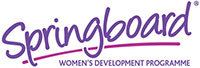 Springboard - Supporting women to take more control, helping them identify clear and practical steps forward
